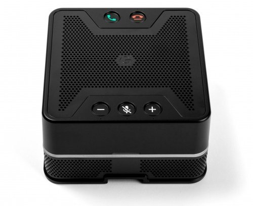hangout-meets-speakermic-black-front-top-view