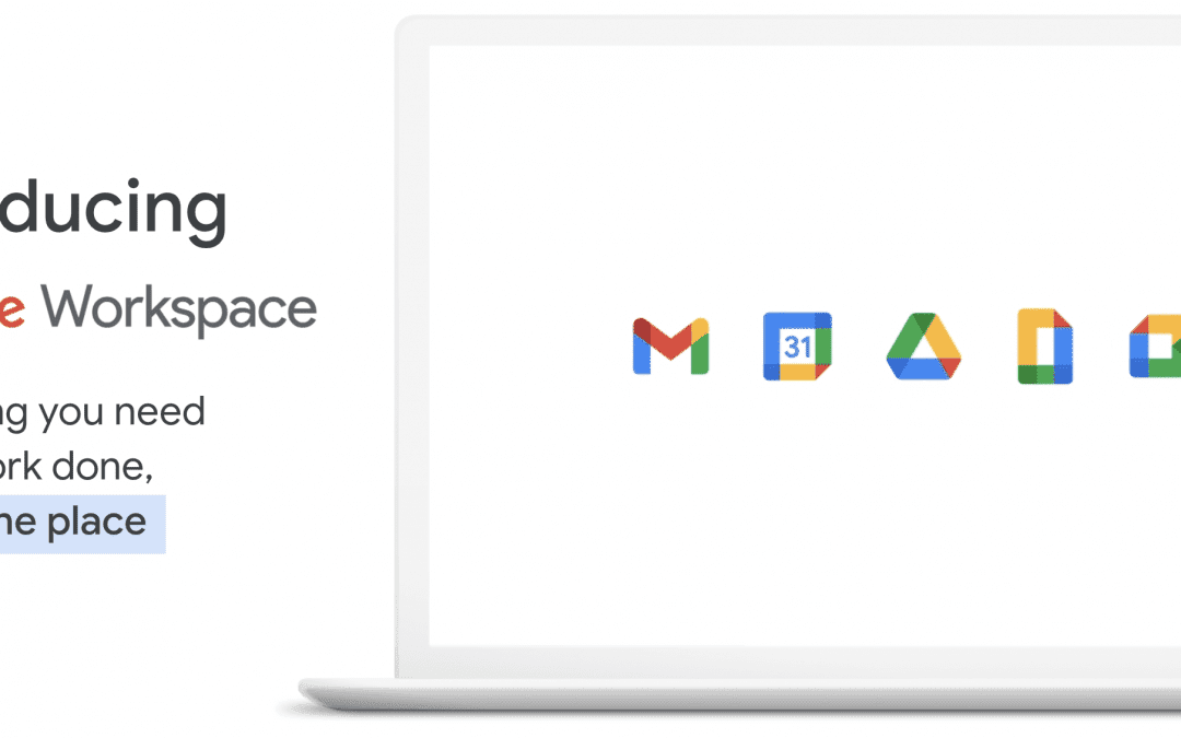 Welcome to Google Workspaces